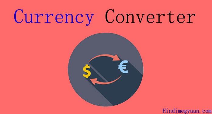 Wordpress blog me currency converter widget kaise add kare