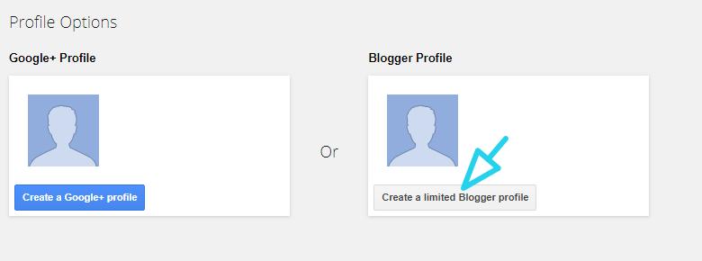 Choose Profile