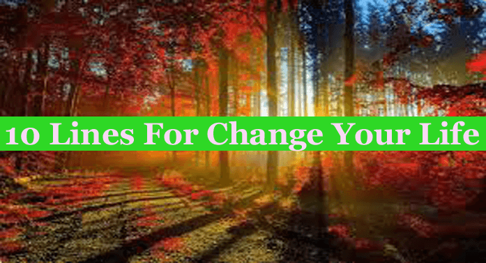Top 10 Motivational Quotes For Life - Best Quotes For Change Your Life