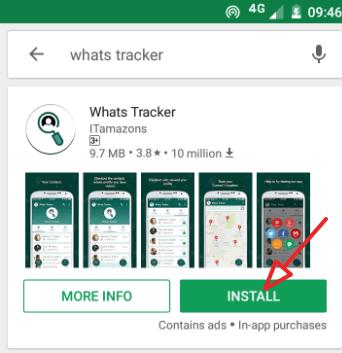 whats tracker app